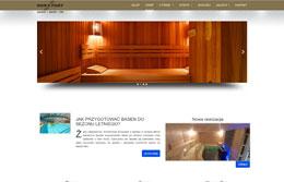 Kursport - baseny, sauny