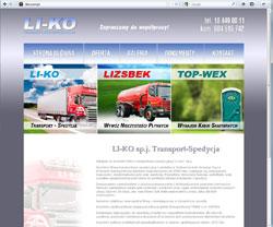 LI-KO Transport-Spedycja