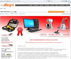 Liyo Szablon Allegro